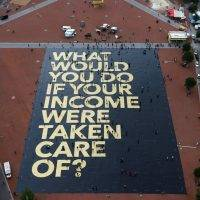 Basic income experiment increased wellbeing but did not encourage people to find work