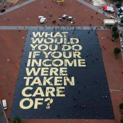 Podcast: Is universal basic income a Utopia for realists?