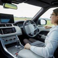 Largest trial of driverless vehicles takes to the streets of two cities in the UK