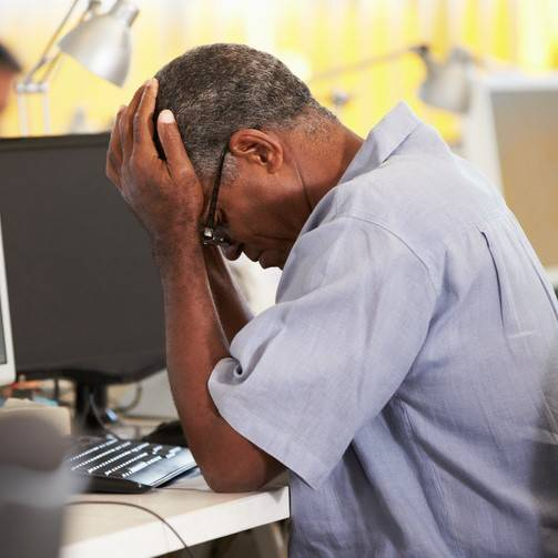 Four-fifths of British employees continue to work when sick