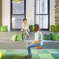 Wellbeing in office design