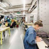 Serviced and coworking offices top London leasing market for the first time