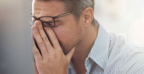 Men refuse to discuss mental health for fear of being seen as a burden