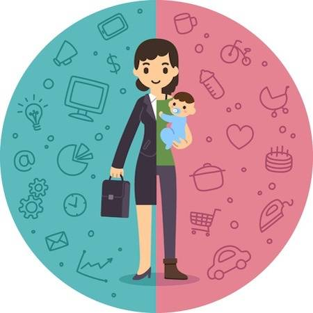 Working parents would like more flexible working, but most don't have the option