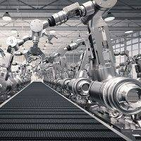 Most workers think robots could not do their jobs