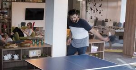 Office ping pong tables a waste of money as solution to low productivity