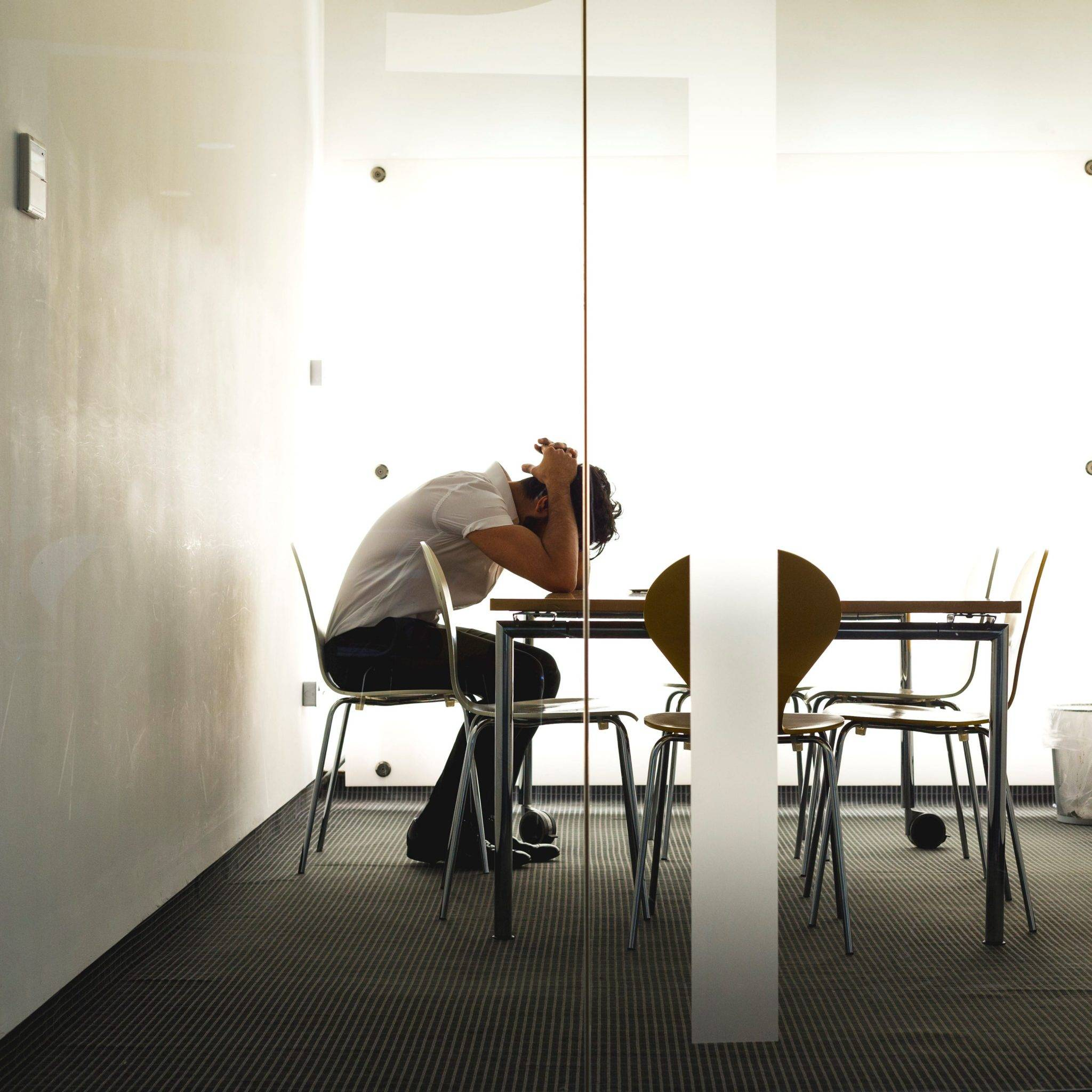 Tackling mental ill health in the workplace requires changes at the top