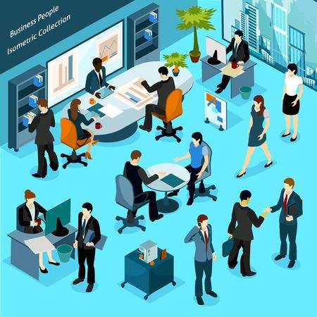 Division of workplace hierarchy on impact of office design and flexible working