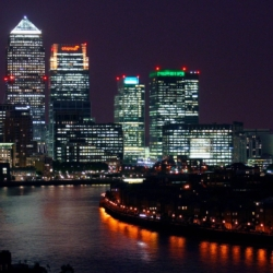 Nearly a quarter of London office take up in financial sector, says CBRE