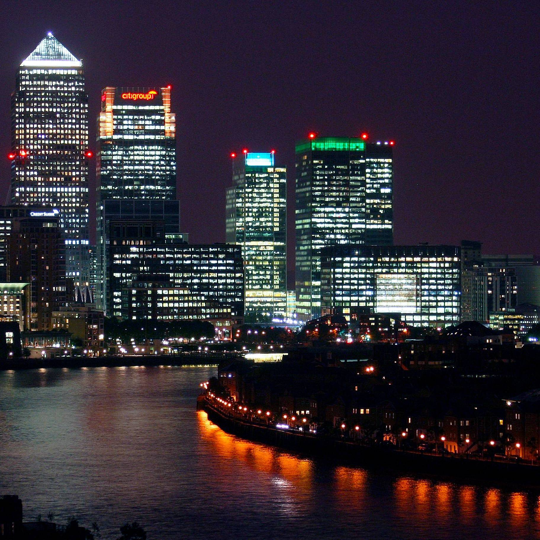 Commercial property uptake shows finance sector remains committed to London