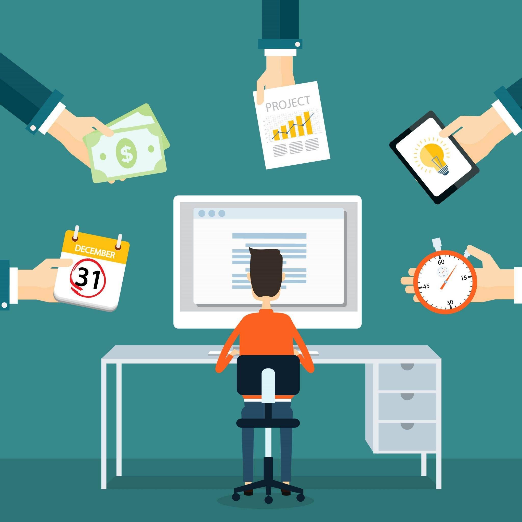 Nine Out Of Ten Employees Believe Flexible Working Is Key