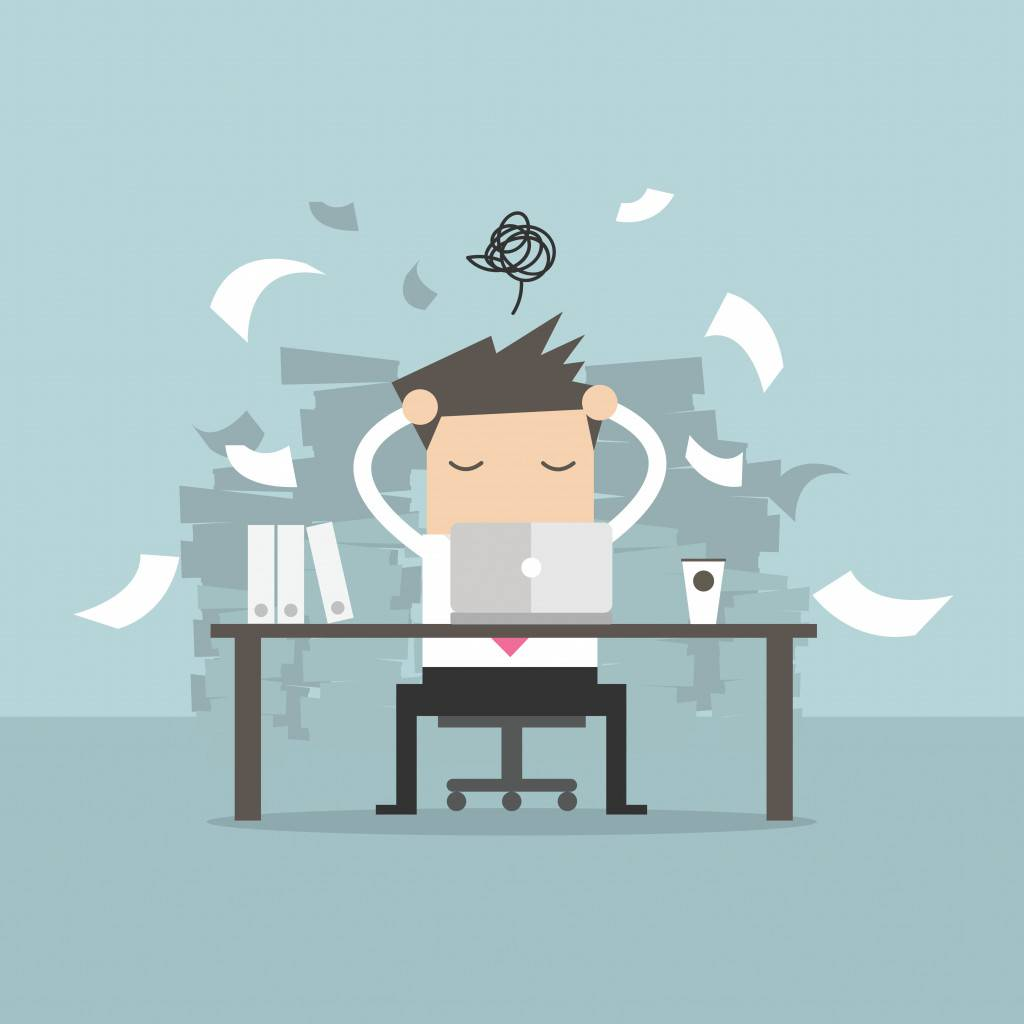 Work-life balance and workload are the biggest drivers of stress