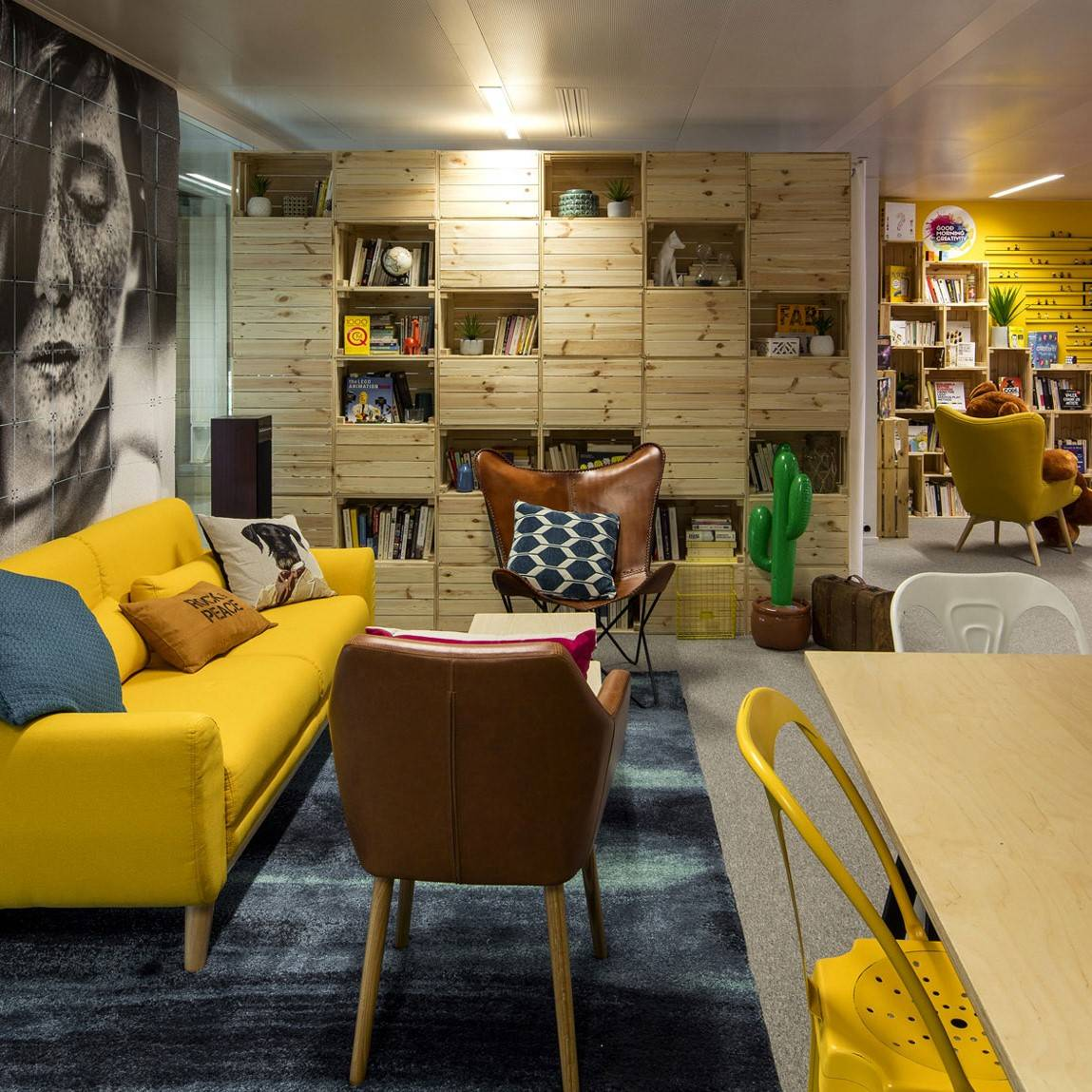 Shifts in occupier behaviour and attitudes to real estate pave the way for a workplace revolution
