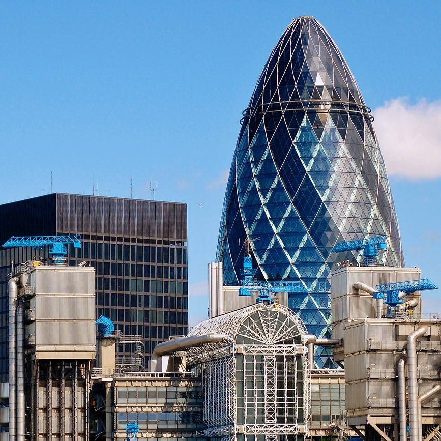 City of London on track for record levels of office investment