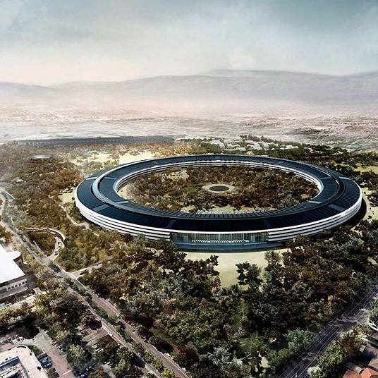 Apple announces plans for a new campus as part of huge investment programme