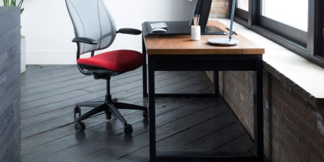 Promotion: Humanscale launch Quickstand Eco to lead next generation of sit/stand workstations