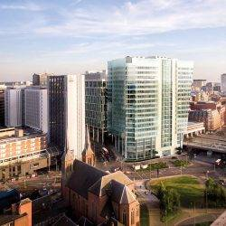 Three Snowhill in Birmingham