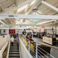 This design and fit-out firm would like to give its time to a charity