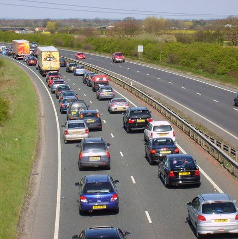Report reveals astonishing cost of congested road system during rush hour