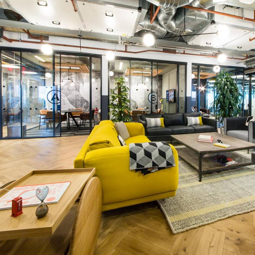 About time we simply accepted that coworking and flexible working are the new normal