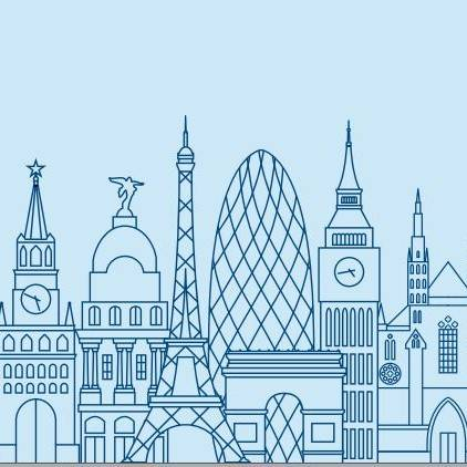 Four UK cities ranked in Europe's top ten most attractive locations for businesses and employees