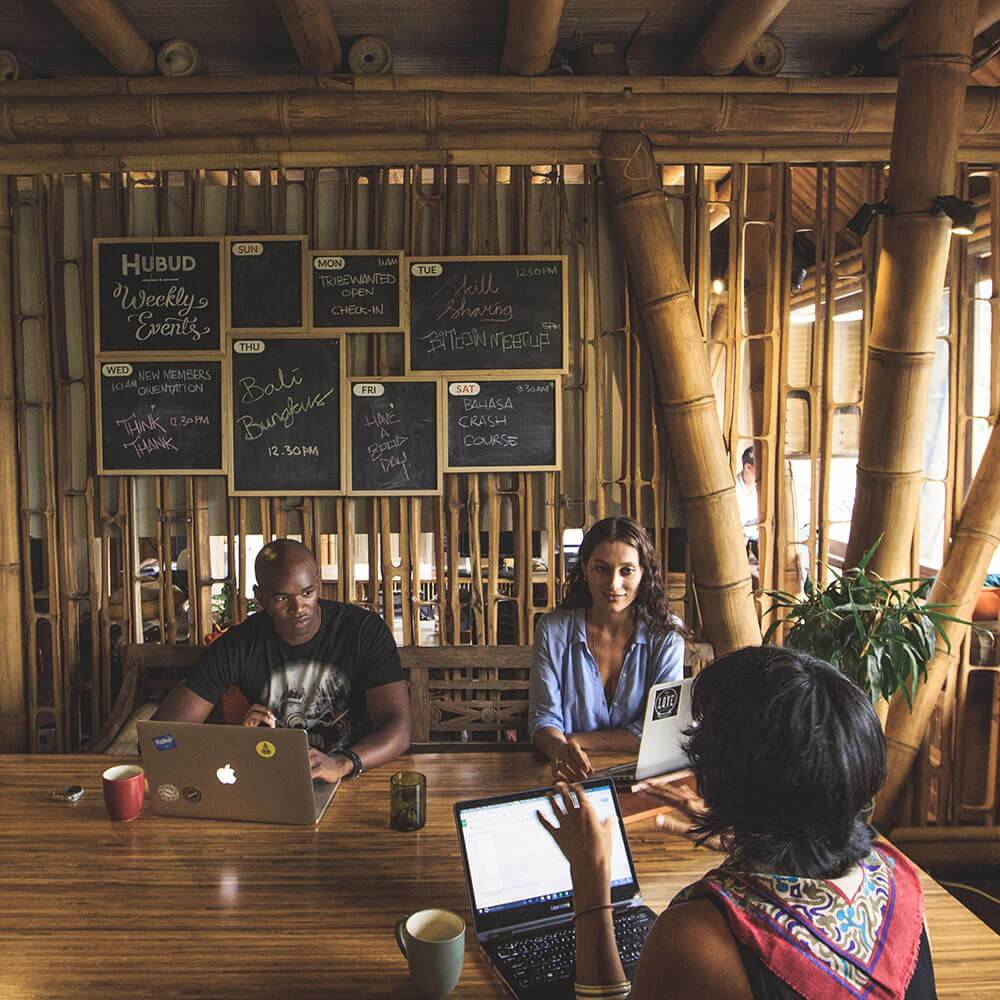 Coworking is breaking away from its cultural and geographical stereotypes