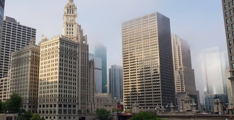 The future of the workplace emerges from the mists at Neocon