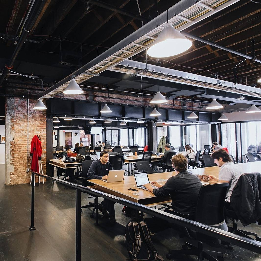 Over half of employees say remote working and coworking increase their productivity