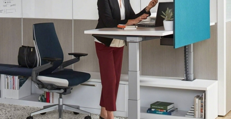 New study claims to confirm the benefits of sit-stand workstations