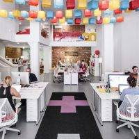 Some thoughts on the addictive power of workplace design