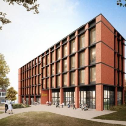 BRE announces plans for £10m innovation hub building