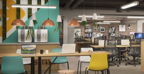 You should not expect the coworking bubble to burst anytime soon