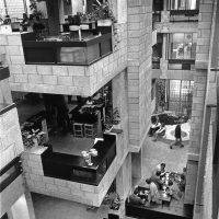 How the 21st Century office was born in post war Europe