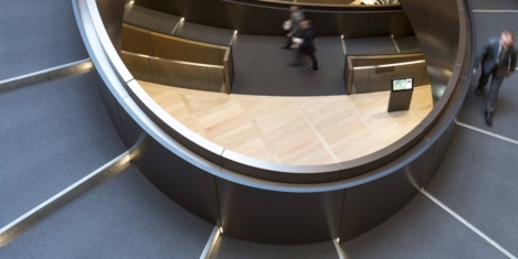 Bloomberg HQ declared the best new building in the UK as well as best office