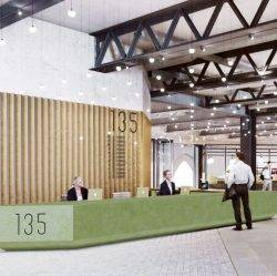 McCann Erickson took up 146,400 sq ft at 135 Bishopsgate EC2