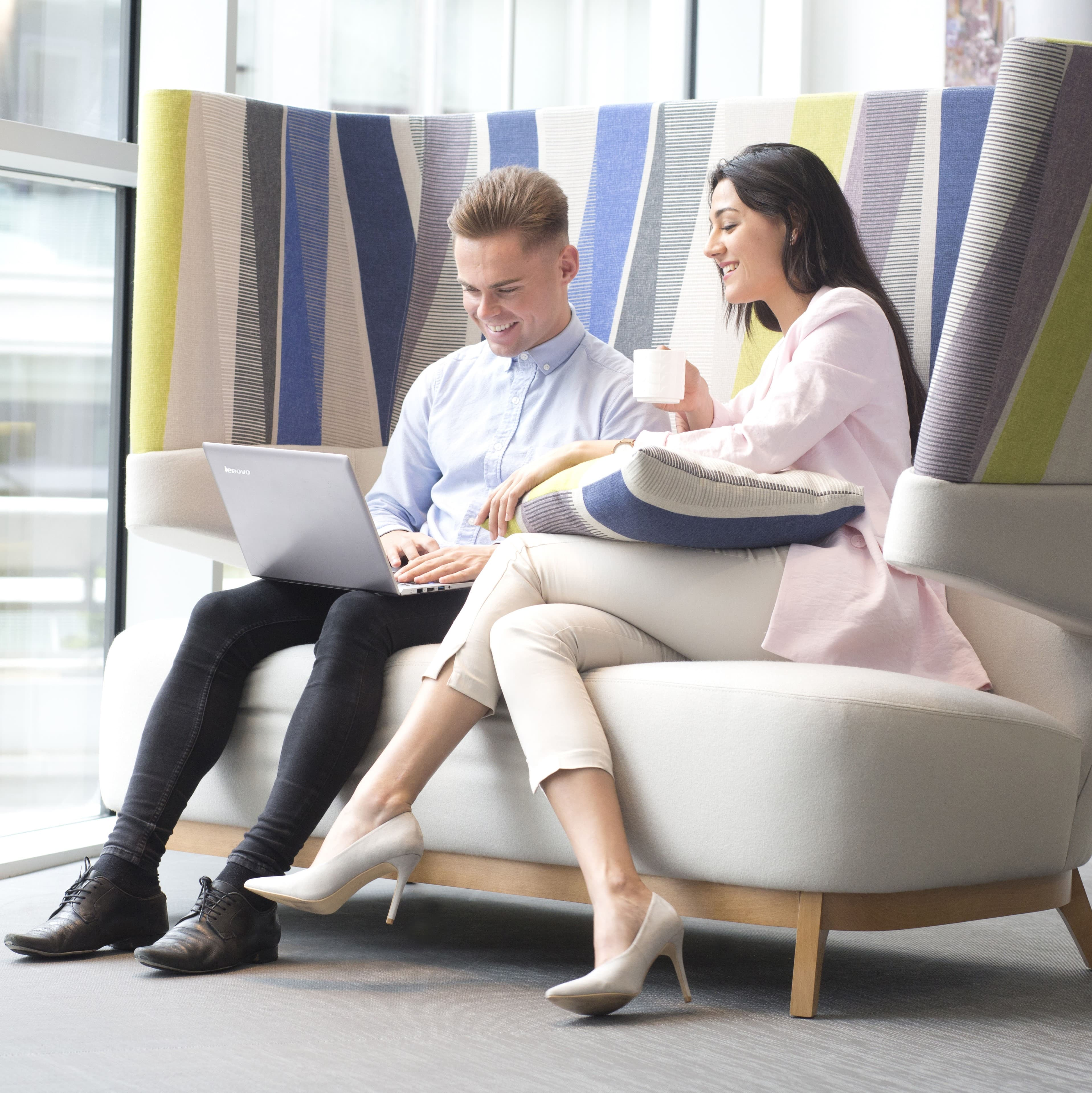 Finding the Goldilocks Point for collaborative workplace design