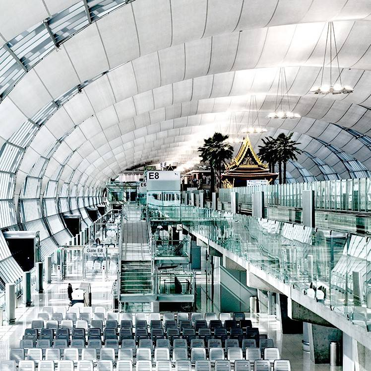 The top airports in the world for remote working (and the worst)