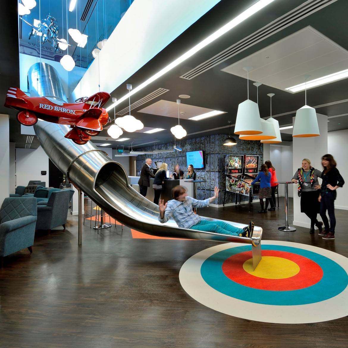 Seven reasons why this will not be the office of the future