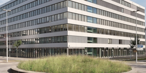 Siemens new Swiss campus showcases workplace technology and use of BIM in construction