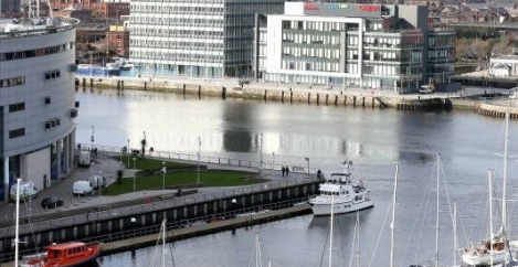 Belfast office market outpacing others in UK and Europe