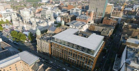 Regional office occupier markets enjoyed record breaking level of take-up in 2018