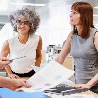 Women make up only a quarter of executive boards at top accountancy firms