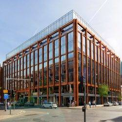 Belfast office market enjoys its most successful year ever: pic Merchant Square