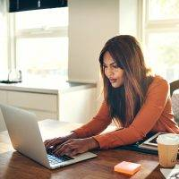 Working from home up more than a quarter in decade
