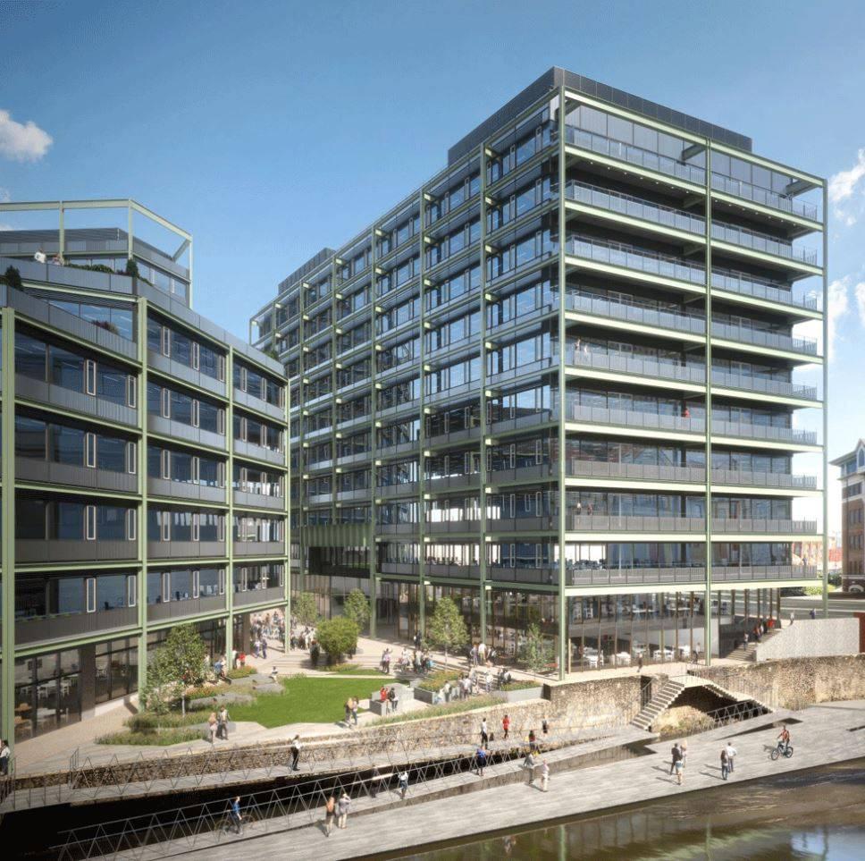 Largest ever speculative office development in Bristol gets green light