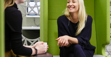 Insight promotion: creating a frictionless (not flawed) workplace experience