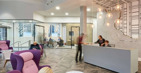 Area completes refurbishment of Birmingham offices for Mills & Reeve