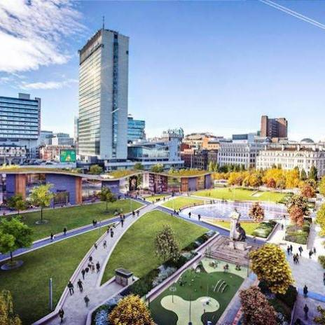 Why are graduates favouring Manchester over London?