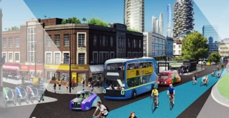Government publishes strategy for future mobility in UK cities