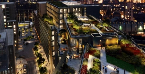 UK architectural firm claims global sustainability first